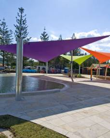 SHADE SAILS